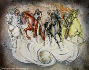 08 The Four Horsemen