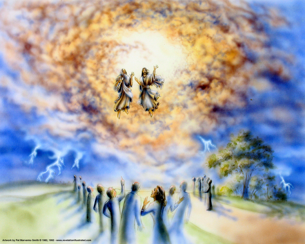 The Truth About The Rapture Eschatology S Promise Of