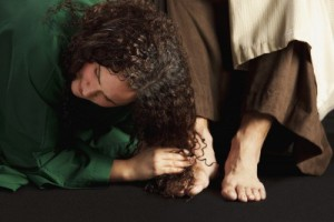 Woman-Washed-Jesus-Feet-With-Her-Tears