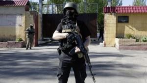 Pro-Russian-separatist